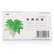 致康胶囊(千禾药业) 0.3克×12片×2板