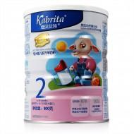 佳贝艾特 (金装)较大婴儿配方羊奶粉2段 荷兰海普诺凯乳业 800克/罐