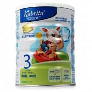 佳贝艾特 (金装)幼儿配方羊奶粉3段 荷兰海普诺凯乳业 800克/罐