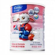 佳贝艾特 (优装)较大婴儿配方羊奶粉2段 荷兰海普诺凯乳业 800克/罐