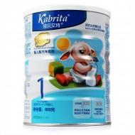 佳贝艾特 (金装)婴儿配方羊奶粉1段 荷兰海普诺凯乳业 800克/罐