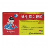 金蓓贝 维生素C颗粒  0.1g*18包/盒