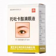 托吡卡胺滴眼液  5ml:12.5mg
