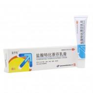 新和成 盐酸特比萘芬乳膏 安徽新和成 10g:0.1g(1%)