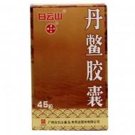 潘高寿 丹鳖胶囊  0.38g*45S
