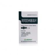 黄海  阿司匹林肠溶片 25mg*100片/盒