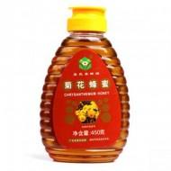 詹氏  菊花蜂蜜  450g