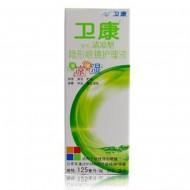 卫康 隐形眼镜护理液(清凉型)  125ml