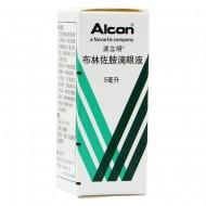派立明 布林左胺滴眼液 ALCON 5ML:50MG(1%)*1支/盒