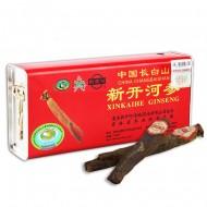 中国长白山 新开河参(铁盒)   200g(15条)
