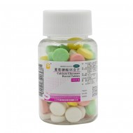 葡萄糖酸钙含片(三才石岐制药) 100片