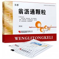 金杨沙 翁沥通颗粒(东泰制药) 5g*6袋
