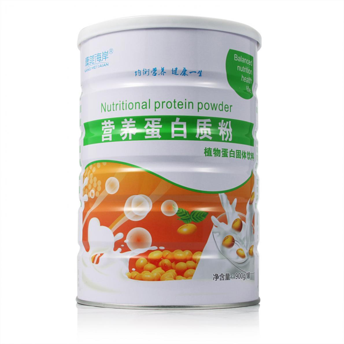 康美海岸 营养蛋白质粉 900g/罐