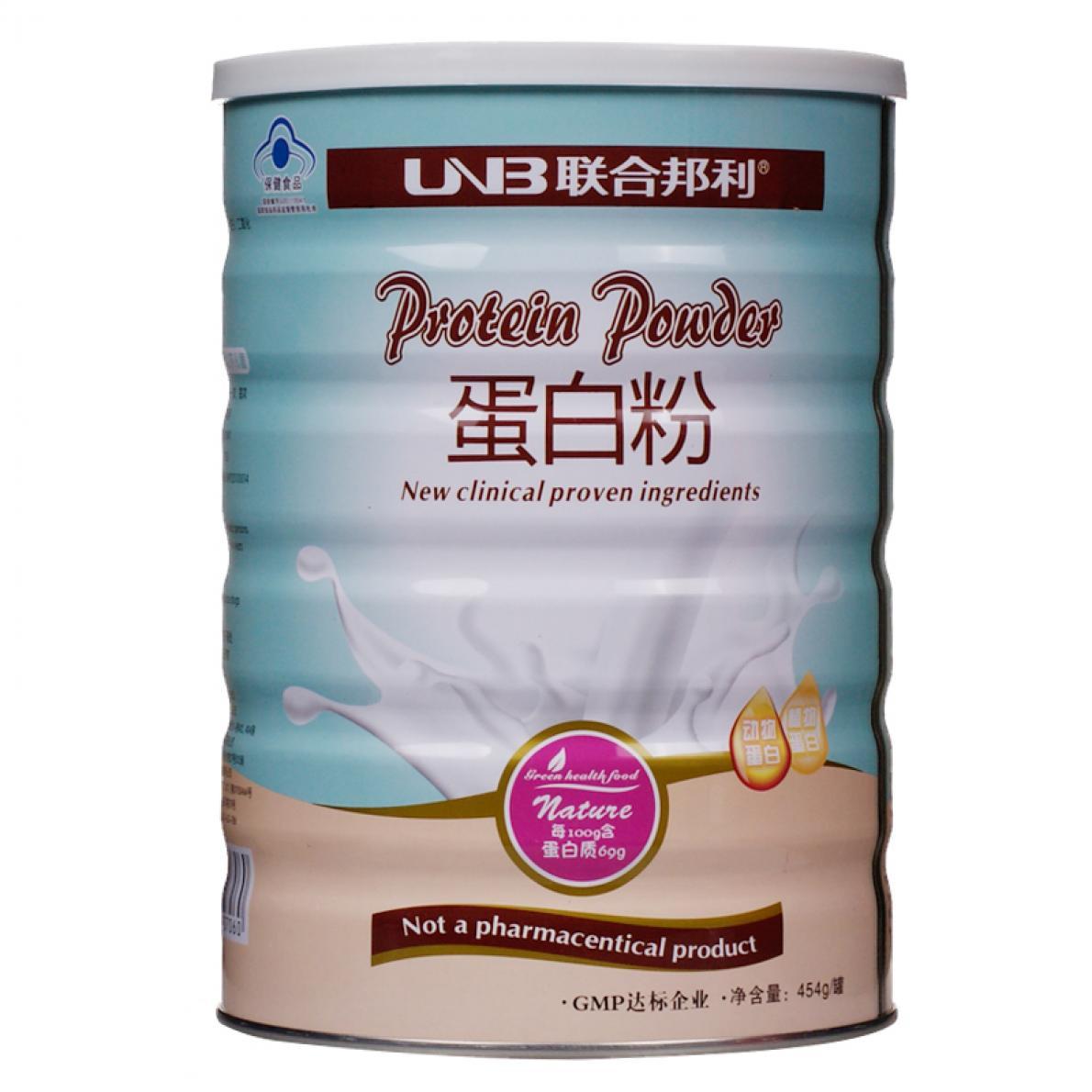 联合邦利牌蛋白粉 454g/罐