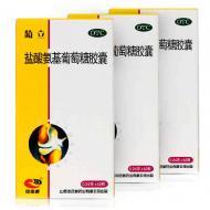 葡立 盐酸氨基葡萄糖胶囊 0.24g*42粒*1瓶/盒