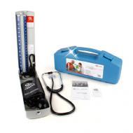 鱼跃 保健盒A型台式水银血压计+听诊器 表面喷塑处理 家庭装
