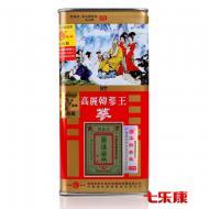 华韩参茸   高丽韩参王参铁盒 75g(30支)