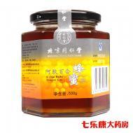 同仁堂 阿胶百合蜂蜜  500g/瓶
