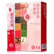 维宜 食物纤维代餐粉(香草味) 90克(6g*15袋)