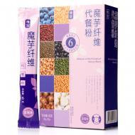 维宜 食物纤维代餐粉(蓝莓味)  90克(6g*15袋)