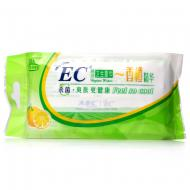 易洁EC卫生湿巾(香橙精华)10片
