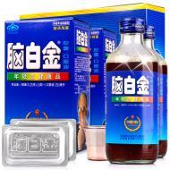 健特 脑白金胶囊、口服液 0.25g*20粒 (胶囊)+250ml*2瓶(口服液)