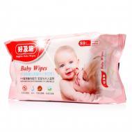 好及施婴儿柔湿巾(手口两用)80片/包