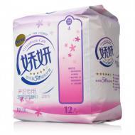 娇妍 产妇专用卫生巾(医用无纺布面料)  370mm*12片