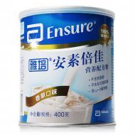 雅培 安素倍佳营养配方粉(香草口味)  400g