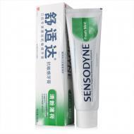 舒适达 抗敏感牙膏(清新薄荷)120g