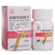 华南牌 盐酸吡硫醇片 0.1g*100T